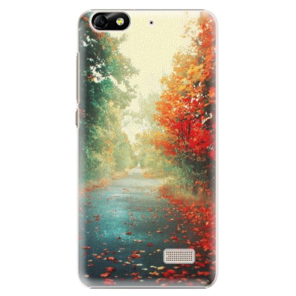 Plastové pouzdro iSaprio - Autumn 03 - Huawei Honor 4C