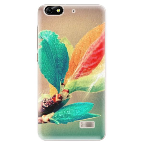 Plastové pouzdro iSaprio - Autumn 02 - Huawei Honor 4C