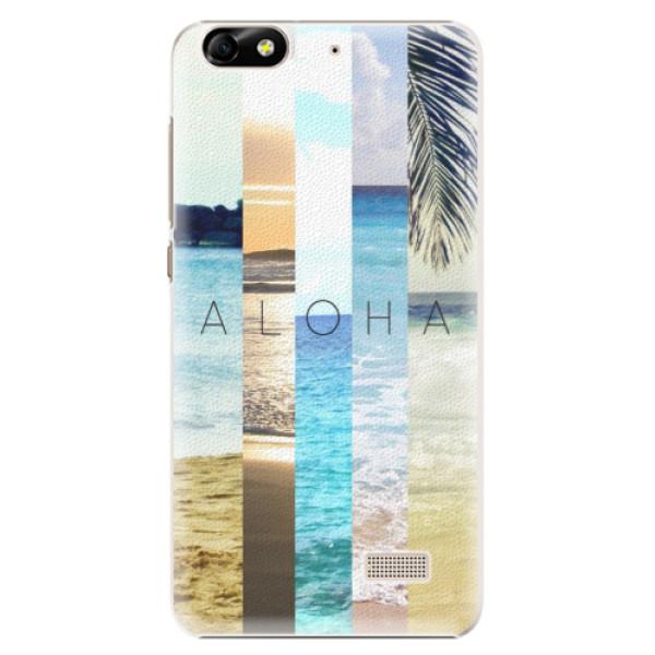 Plastové pouzdro iSaprio - Aloha 02 - Huawei Honor 4C