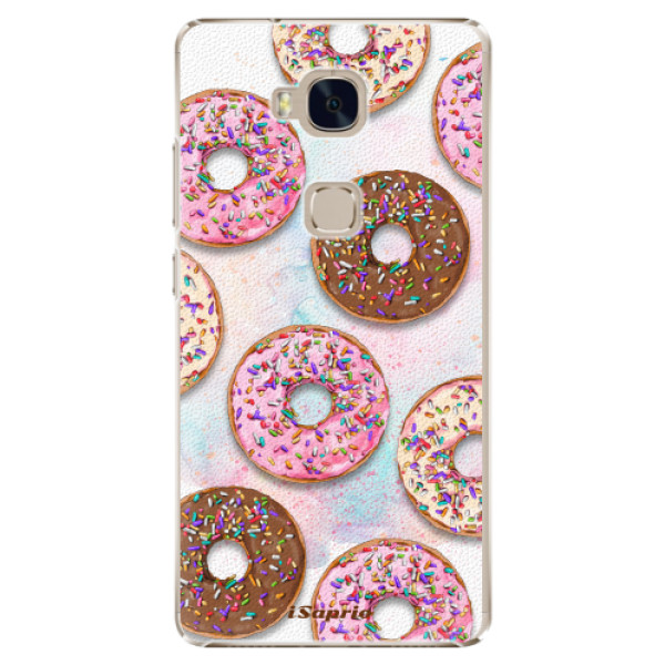 Plastové pouzdro iSaprio - Donuts 11 - Huawei Honor 5X