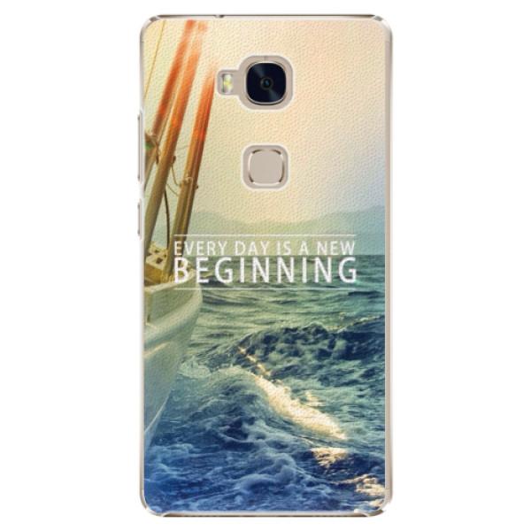 Plastové pouzdro iSaprio - Beginning - Huawei Honor 5X