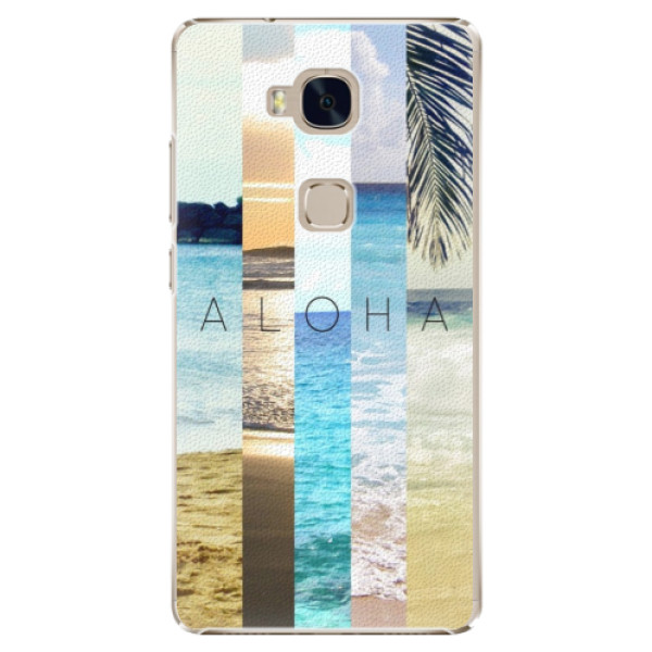 Plastové pouzdro iSaprio - Aloha 02 - Huawei Honor 5X