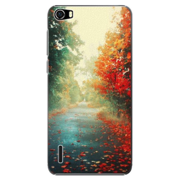 Plastové pouzdro iSaprio - Autumn 03 - Huawei Honor 6