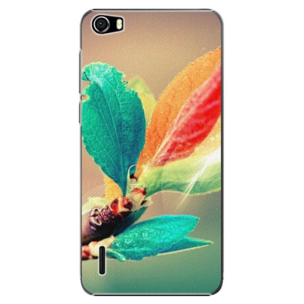Plastové pouzdro iSaprio - Autumn 02 - Huawei Honor 6