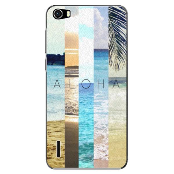 Plastové pouzdro iSaprio - Aloha 02 - Huawei Honor 6