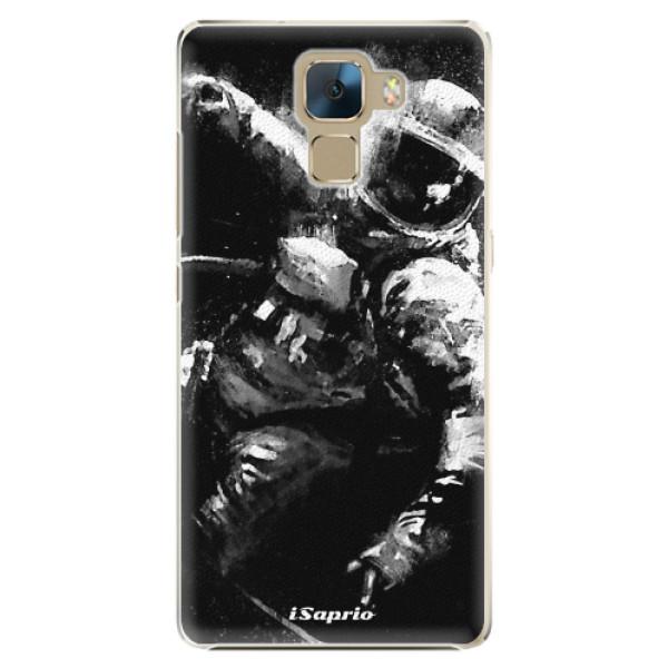 Plastové pouzdro iSaprio - Astronaut 02 - Huawei Honor 7