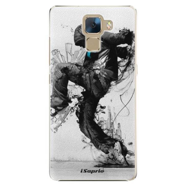 Plastové pouzdro iSaprio - Dance 01 - Huawei Honor 7