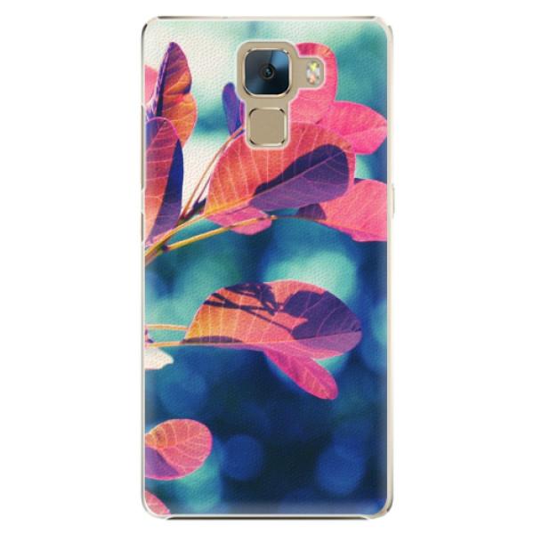 Plastové pouzdro iSaprio - Autumn 01 - Huawei Honor 7