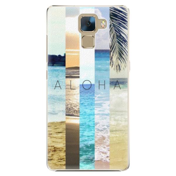 Plastové pouzdro iSaprio - Aloha 02 - Huawei Honor 7