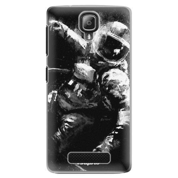 Plastové pouzdro iSaprio - Astronaut 02 - Lenovo A1000