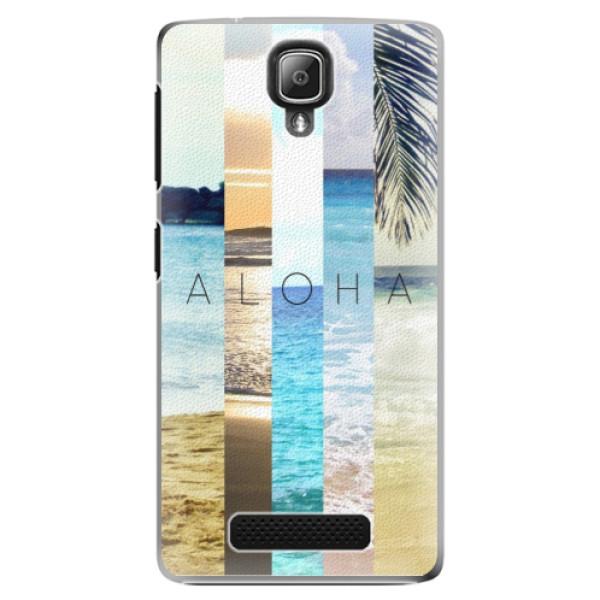 Plastové pouzdro iSaprio - Aloha 02 - Lenovo A1000