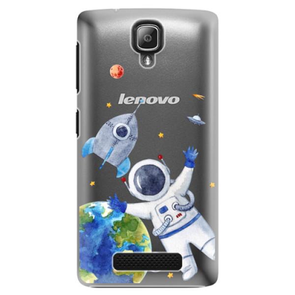 Plastové pouzdro iSaprio - Space 05 - Lenovo A1000
