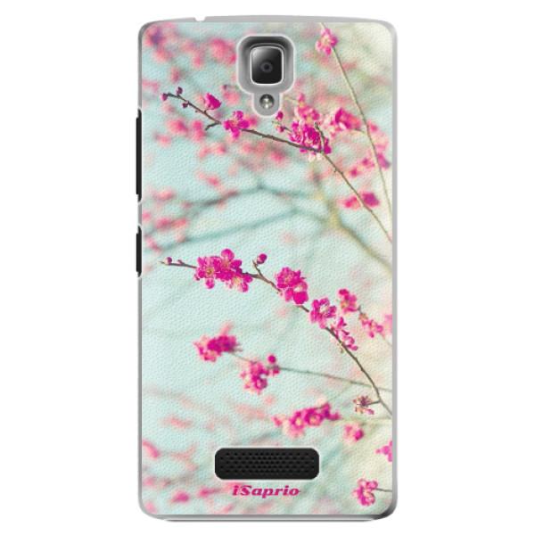 Plastové pouzdro iSaprio - Blossom 01 - Lenovo A2010