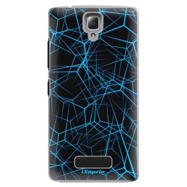 Plastové pouzdro iSaprio - Abstract Outlines 12 - Lenovo A2010