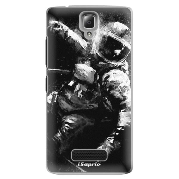 Plastové pouzdro iSaprio - Astronaut 02 - Lenovo A2010