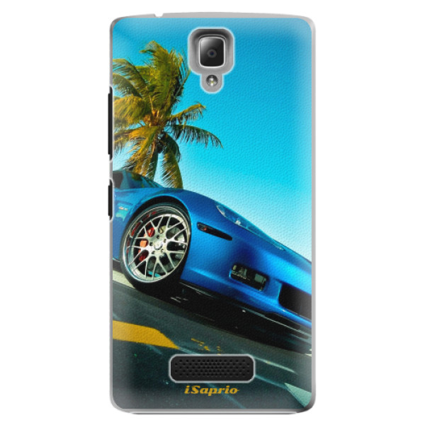 Plastové pouzdro iSaprio - Car 10 - Lenovo A2010