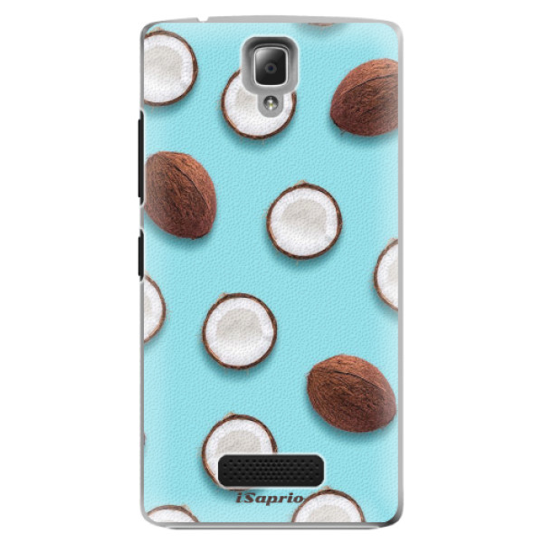 Plastové pouzdro iSaprio - Coconut 01 - Lenovo A2010