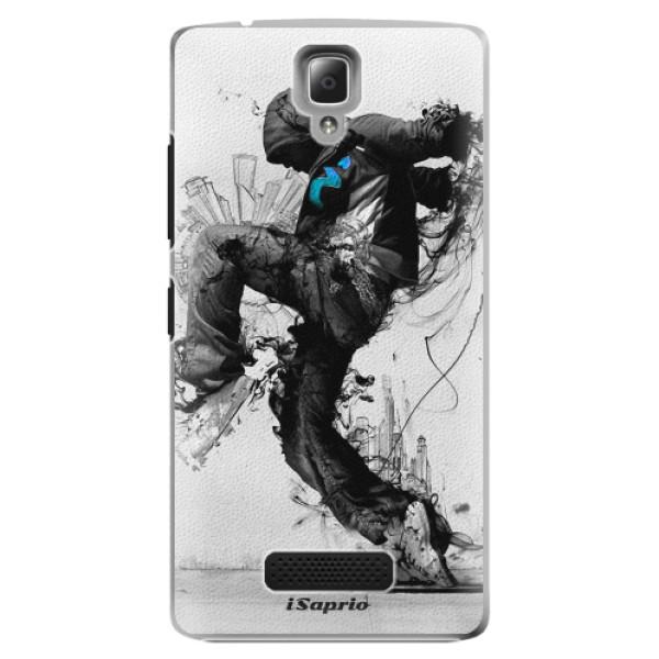 Plastové pouzdro iSaprio - Dance 01 - Lenovo A2010