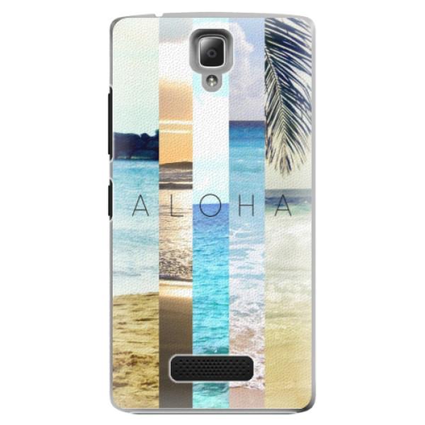 Plastové pouzdro iSaprio - Aloha 02 - Lenovo A2010