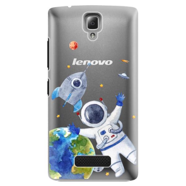Plastové pouzdro iSaprio - Space 05 - Lenovo A2010