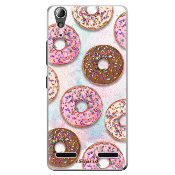 Plastové pouzdro iSaprio - Donuts 11 - Lenovo A6000 / K3