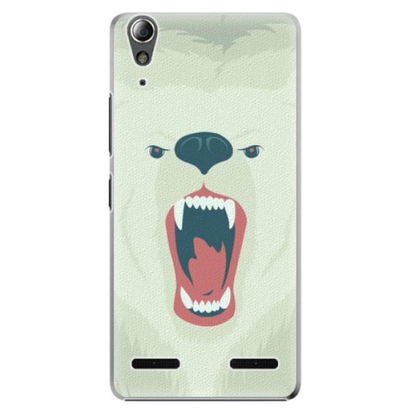 Plastové pouzdro iSaprio - Angry Bear - Lenovo A6000 / K3