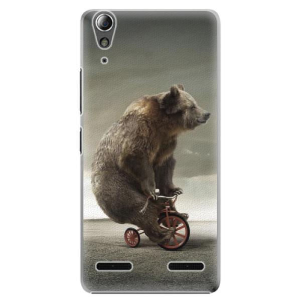 Plastové pouzdro iSaprio - Bear 01 - Lenovo A6000 / K3
