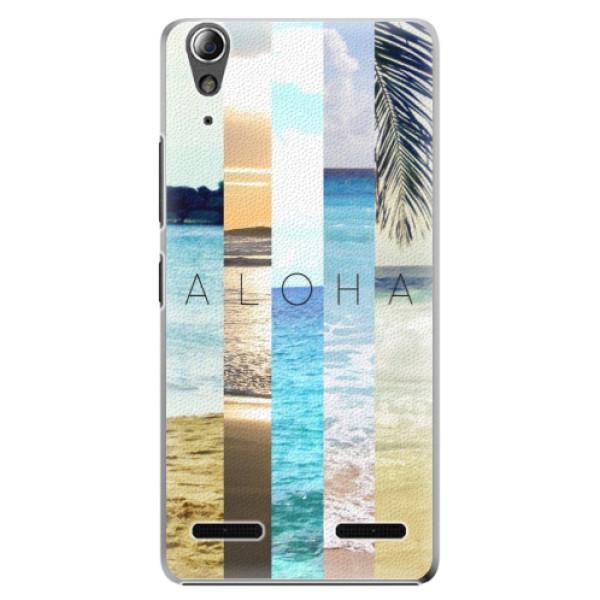 Plastové pouzdro iSaprio - Aloha 02 - Lenovo A6000 / K3
