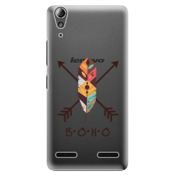 Plastové pouzdro iSaprio - BOHO - Lenovo A6000 / K3