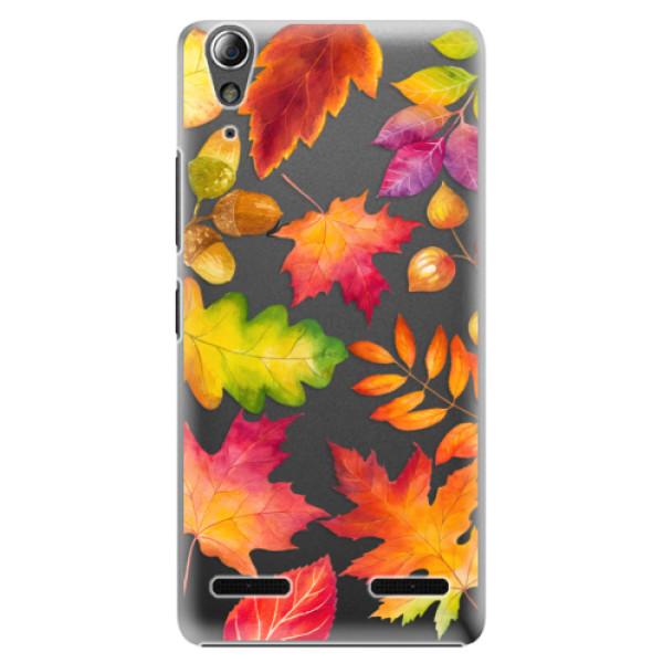 Plastové pouzdro iSaprio - Autumn Leaves 01 - Lenovo A6000 / K3