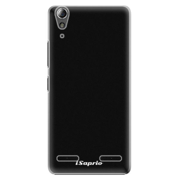 Plastové pouzdro iSaprio - 4Pure - černý - Lenovo A6000 / K3