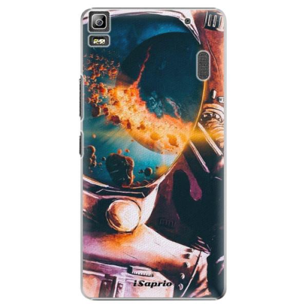 Plastové pouzdro iSaprio - Astronaut 01 - Lenovo A7000