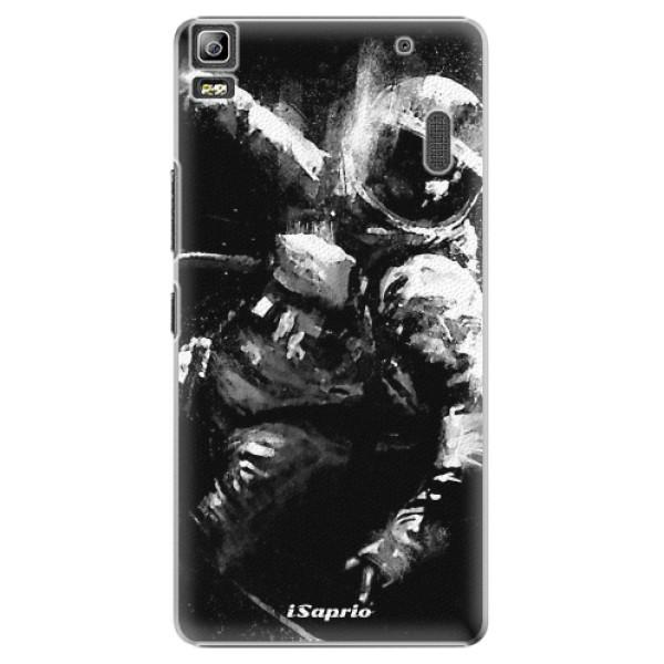 Plastové pouzdro iSaprio - Astronaut 02 - Lenovo A7000