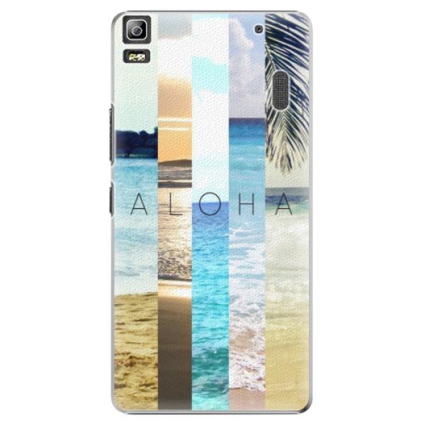 Plastové pouzdro iSaprio - Aloha 02 - Lenovo A7000