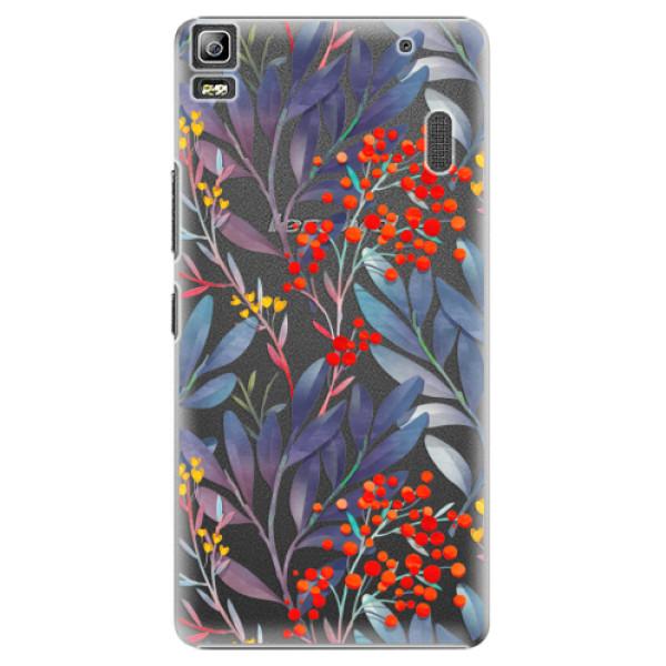 Plastové pouzdro iSaprio - Rowanberry - Lenovo A7000