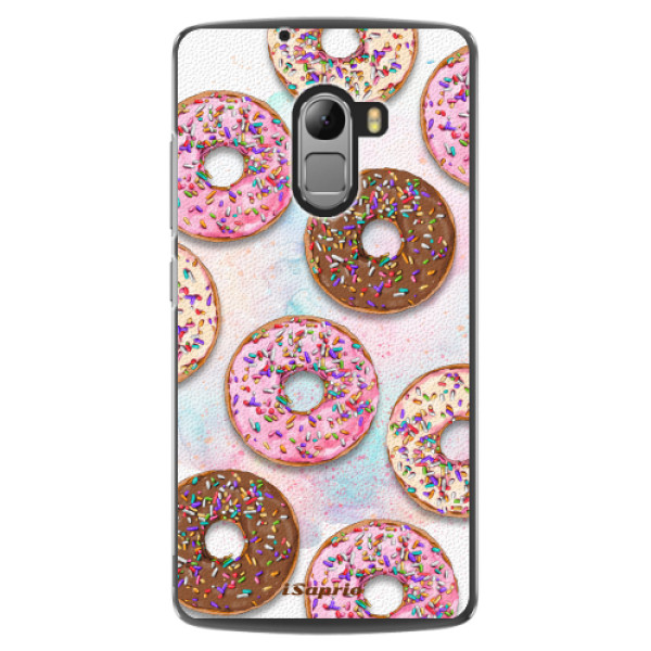 Plastové pouzdro iSaprio - Donuts 11 - Lenovo A7010