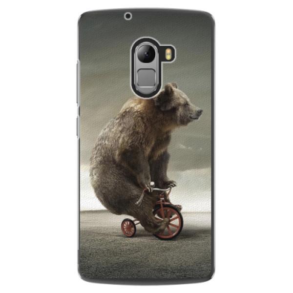 Plastové pouzdro iSaprio - Bear 01 - Lenovo A7010