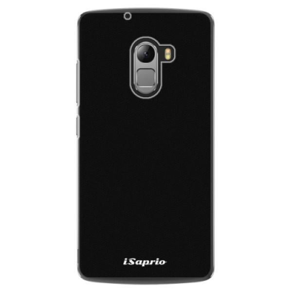 Plastové pouzdro iSaprio - 4Pure - černý - Lenovo A7010
