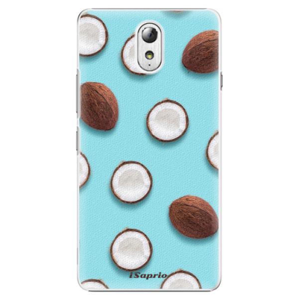 Plastové pouzdro iSaprio - Coconut 01 - Lenovo P1m