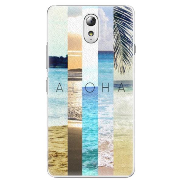 Plastové pouzdro iSaprio - Aloha 02 - Lenovo P1m