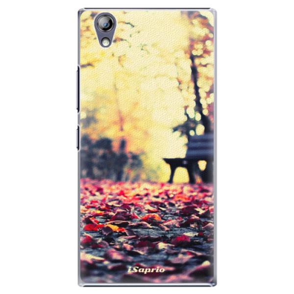 Plastové pouzdro iSaprio - Bench 01 - Lenovo P70