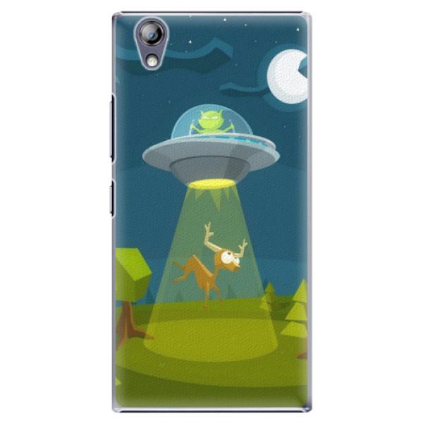 Plastové pouzdro iSaprio - Alien 01 - Lenovo P70