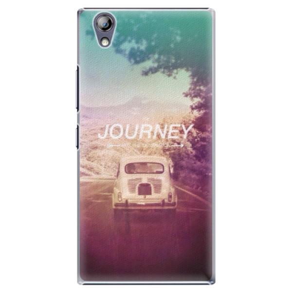 Plastové pouzdro iSaprio - Journey - Lenovo P70