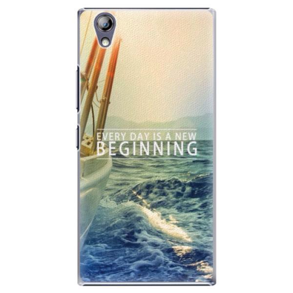 Plastové pouzdro iSaprio - Beginning - Lenovo P70
