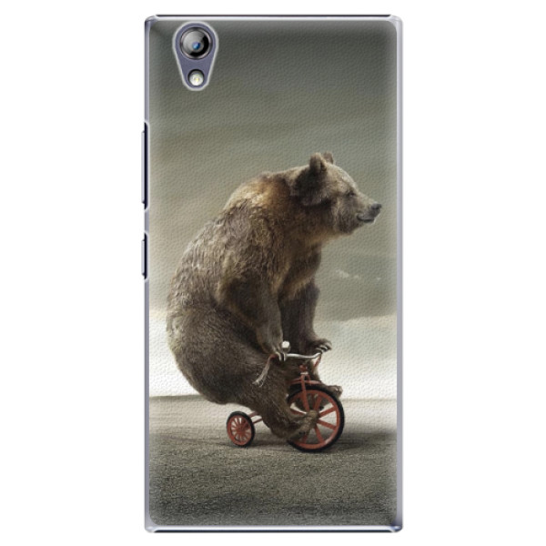 Plastové pouzdro iSaprio - Bear 01 - Lenovo P70