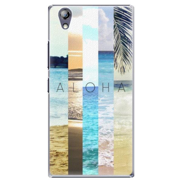 Plastové pouzdro iSaprio - Aloha 02 - Lenovo P70