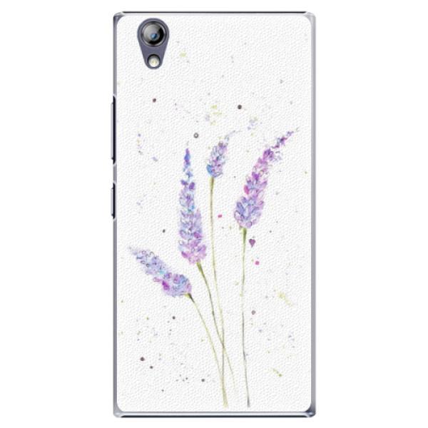 Plastové pouzdro iSaprio - Lavender - Lenovo P70