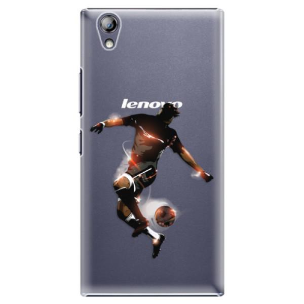 Plastové pouzdro iSaprio - Fotball 01 - Lenovo P70