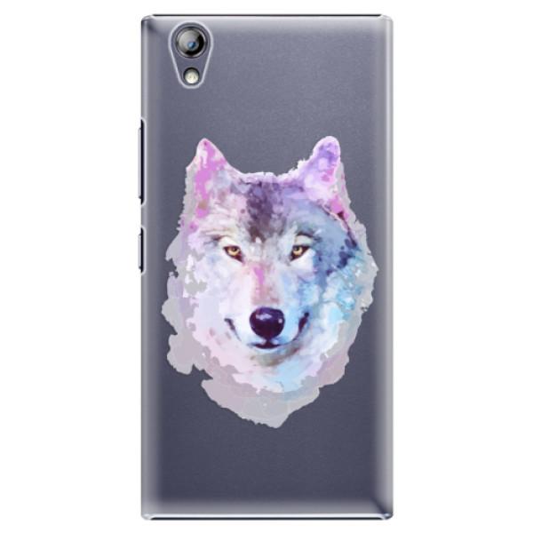 Plastové pouzdro iSaprio - Wolf 01 - Lenovo P70