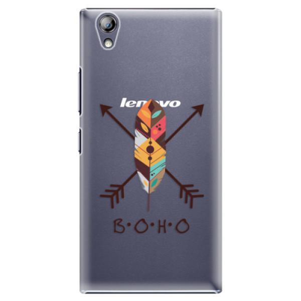 Plastové pouzdro iSaprio - BOHO - Lenovo P70